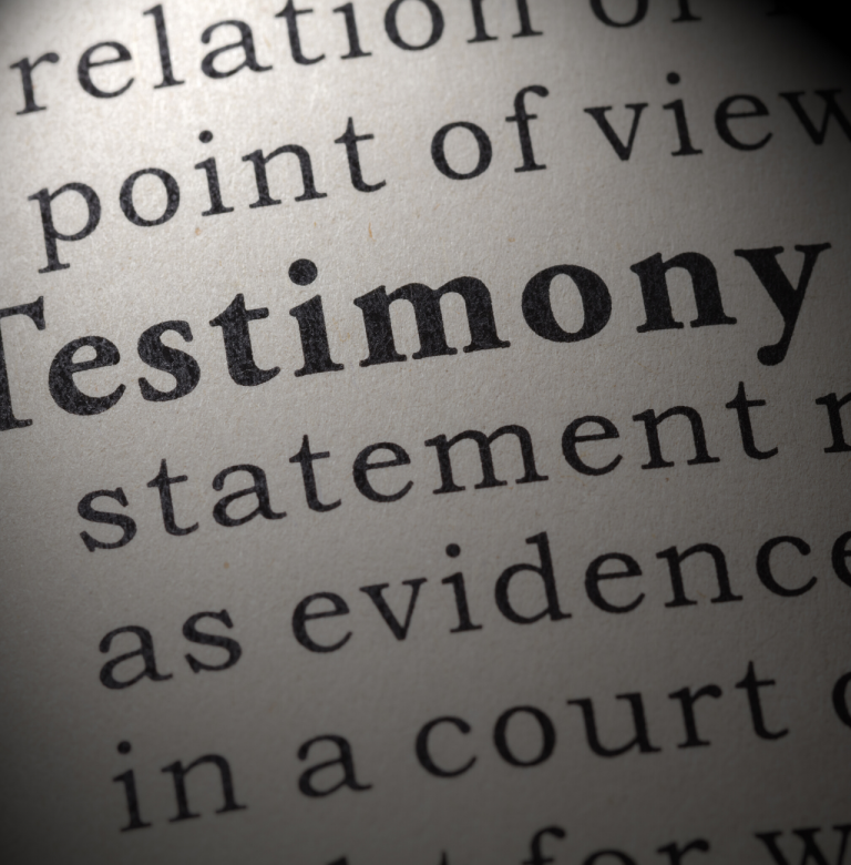 Pueblo Law Office Testimonials