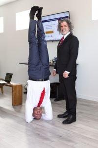 Shawn Conti Yoga Pose